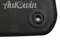 Mats For Audi Q7 4M (2016-Present) with AutoWin.eu Golden Logo