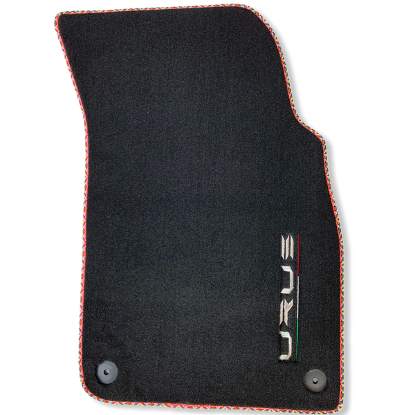 Floor Mats For Lamborghini Urus ROVBUT Brand Tailored Set Perfect Fit ESP Collection