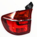 BMW X5 E70 LCI REAR LIGHT IN THE SIDE PANEL LEFT