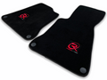 Floor Mats For McLaren MP4 12C Black Tailored Carpets Set ROVBUT