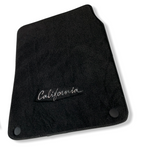 Floor Mats For Ferrari California Convertible 2008-2014 AutoWin Brand California Edition