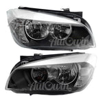 BMW X1 E84 HALOGEN HEADLIGHTS # 63117290233 # 63117290234