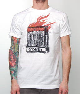 Anberlin Struck Shirt