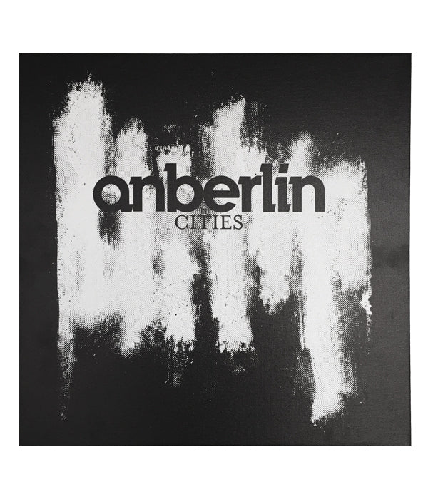 Anberlin Cities Limited Edition Stretched Wall Canvas