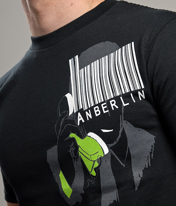 Anberlin Barcode Shirt