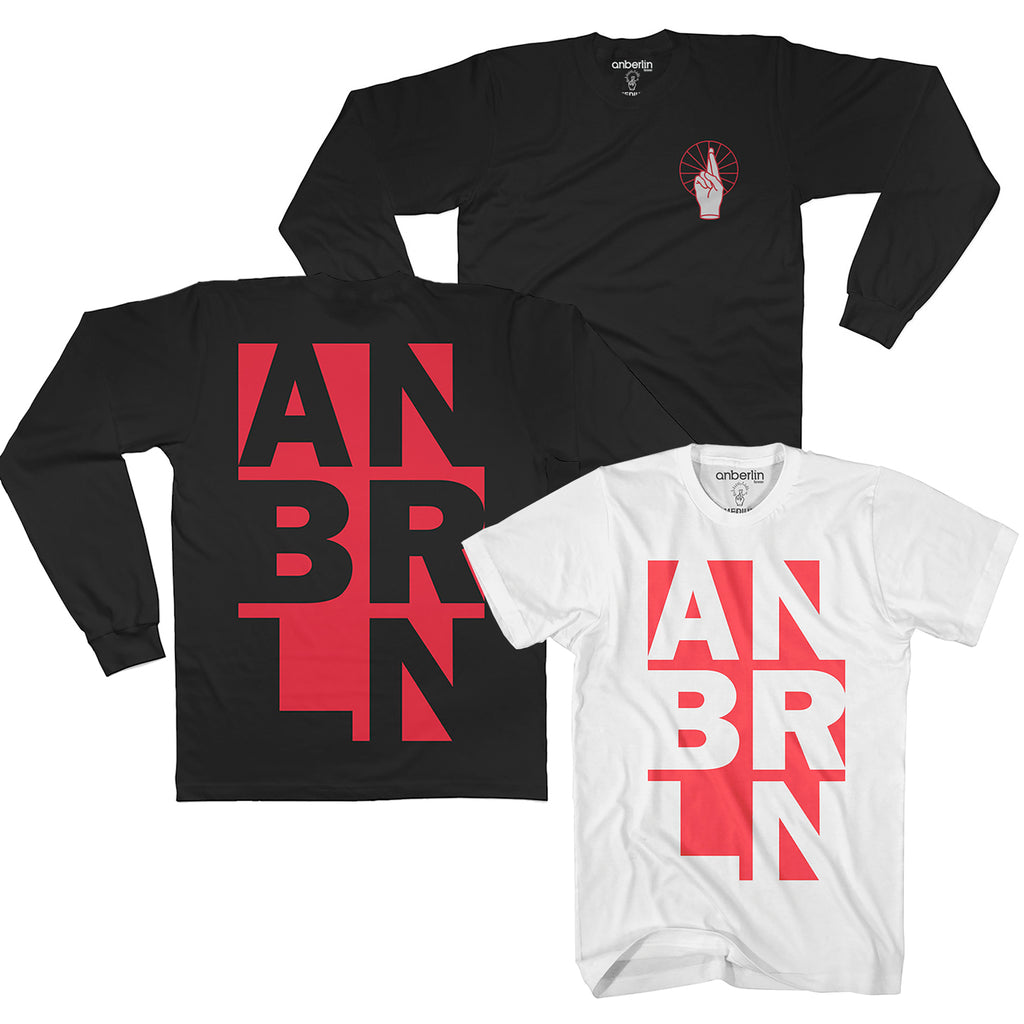 Anberlin Knockout Bundle