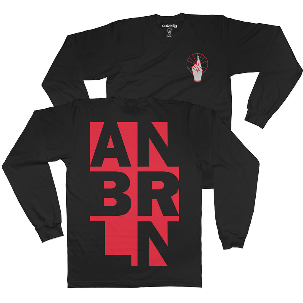 Anberlin Knockout Long Sleeve Shirt