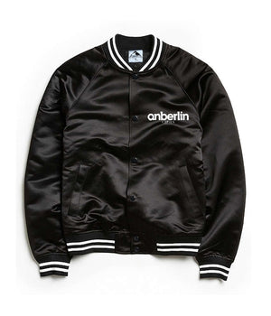 Anberlin Cities Satin Jacket