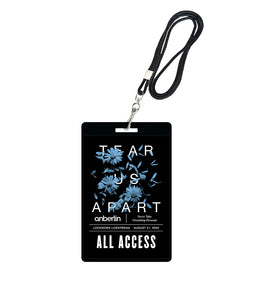 Anberlin Tear Us Apart Livestream Laminate