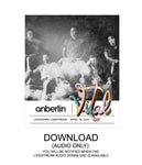 Anberlin Heavy Lies The Crown Livestream Audio Digital Download