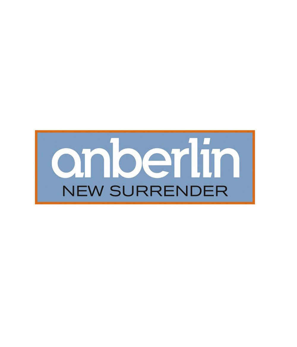 Anberlin Paper Tigers Patch