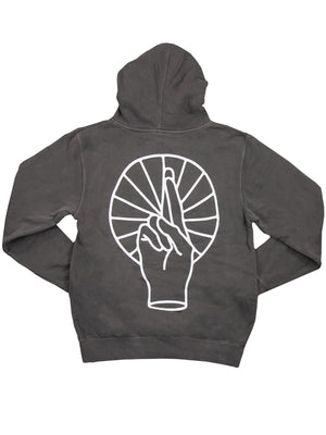 Anberlin Fingers Pullover Hooded Sweatshirt