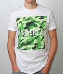 Anberlin Camo Shirt
