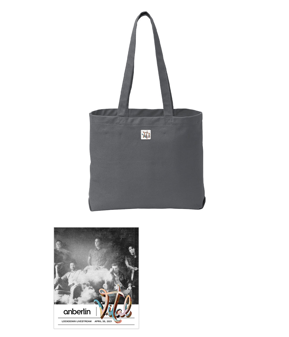 Anberlin Heavy Lies The Crown Bundle #13 *PREORDER - SHIPS 06/11