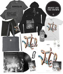 Anberlin Heavy Lies The Crown Bundle #14 *PREORDER