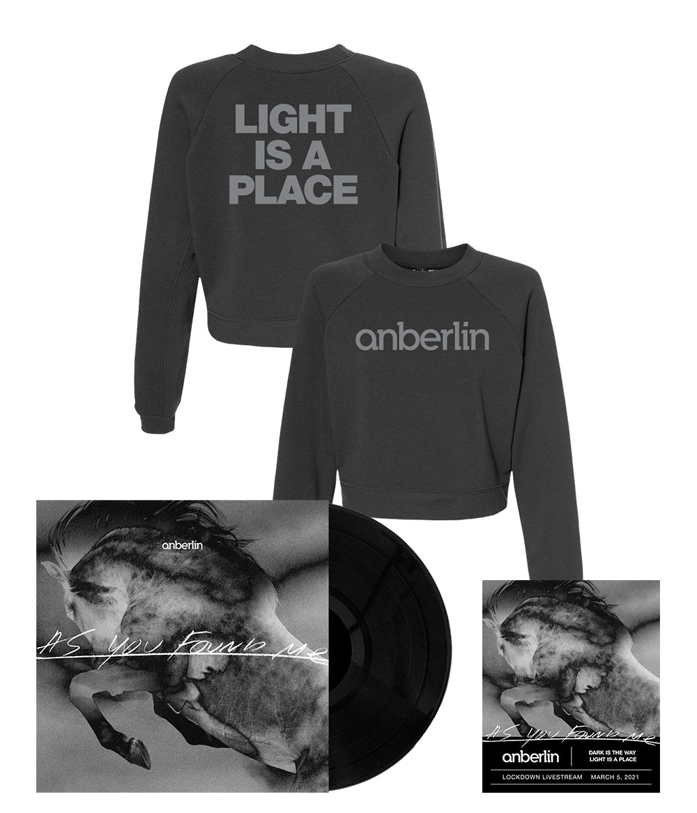 Anberlin As You Found Me Bundle #3 *PREORDER - SHIPS AUG 2021