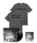 Anberlin Heavy Lies The Crown Bundle #3 *PREORDER - SHIPS NOV 2021