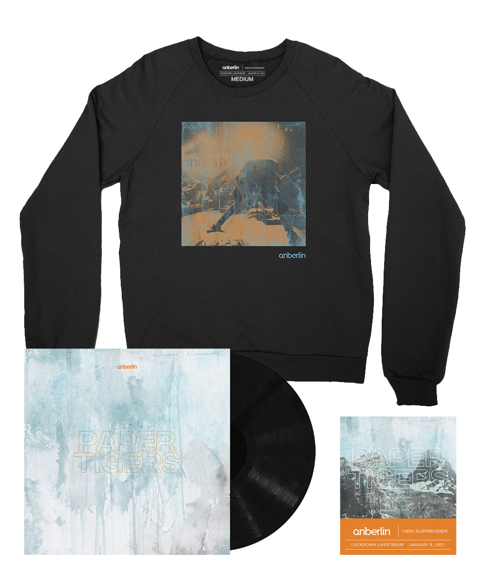 Anberlin Paper Tigers Bundle #6 *PREORDER - SHIPS JUNE 2021