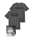 Anberlin Heavy Lies The Crown Bundle #9 *PREORDER - SHIPS 06/11