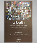 Anberlin Tour Laminate Poster