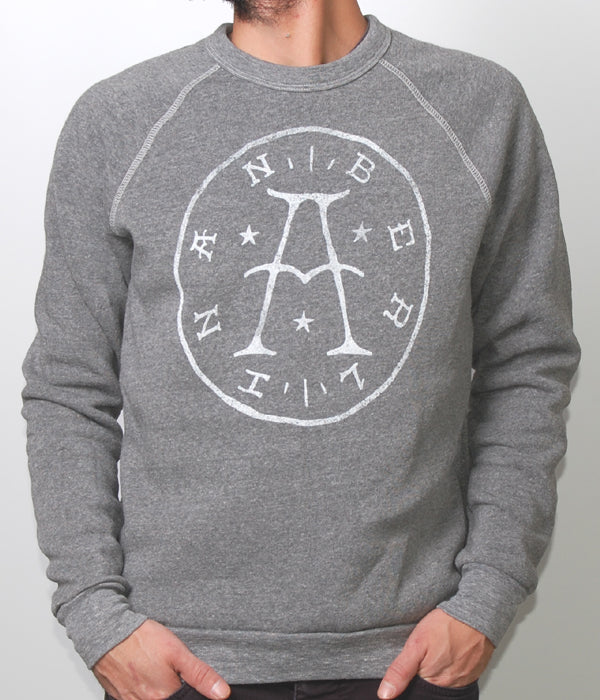 Anberlin Stamp Crewneck Sweatshirt