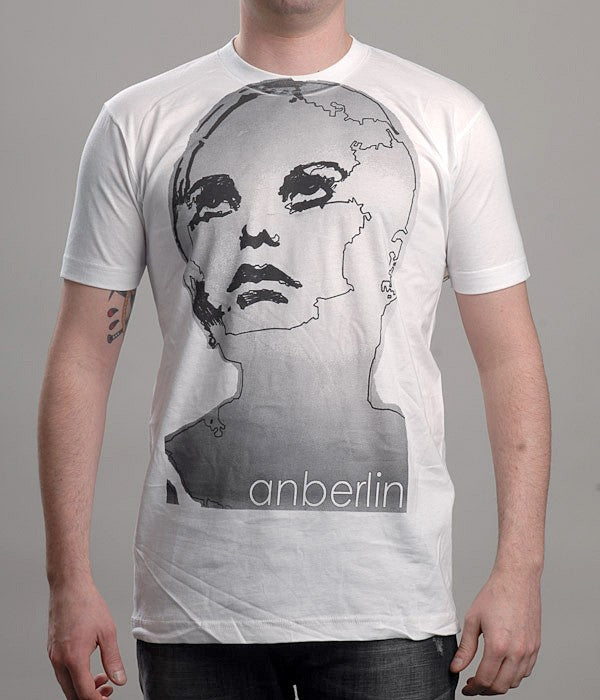 Anberlin Face Shirt
