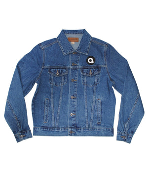 Anberlin Cities Denim Jacket