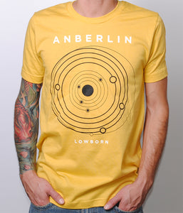 Anberlin Orbit Shirt