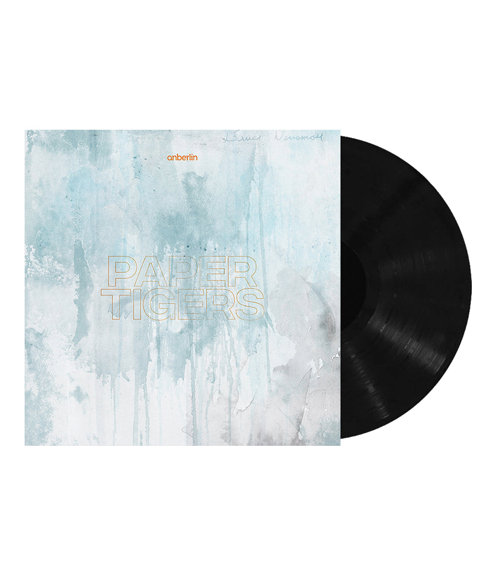 Anberlin Paper Tigers Vinyl *PREORDER - SHIPS JUNE 2021
