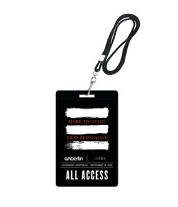 Anberlin More To Living Than Being Alive Livestream Laminate