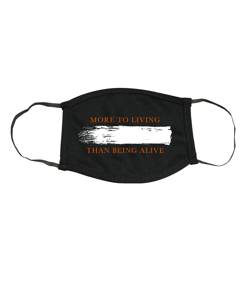 Anberlin More To Living Than Being Alive Mask *PREORDER - SHIPS OCT 16