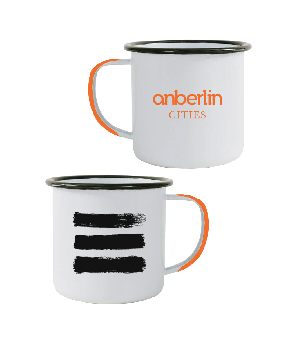 Anberlin More To Living Than Being Alive Enamel Coffee Mug