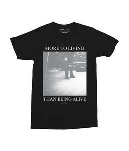 Anberlin More To Living Than Being Alive Cities Photo Shirt