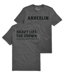 Anberlin Heavy Lies The Crown Shirt *PREORDER - SHIPS 06/11