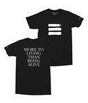 Anberlin More To Living Than Being Alive Shirt *PREORDER - SHIPS OCT 16