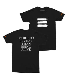 Anberlin More To Living Than Being Alive Shirt