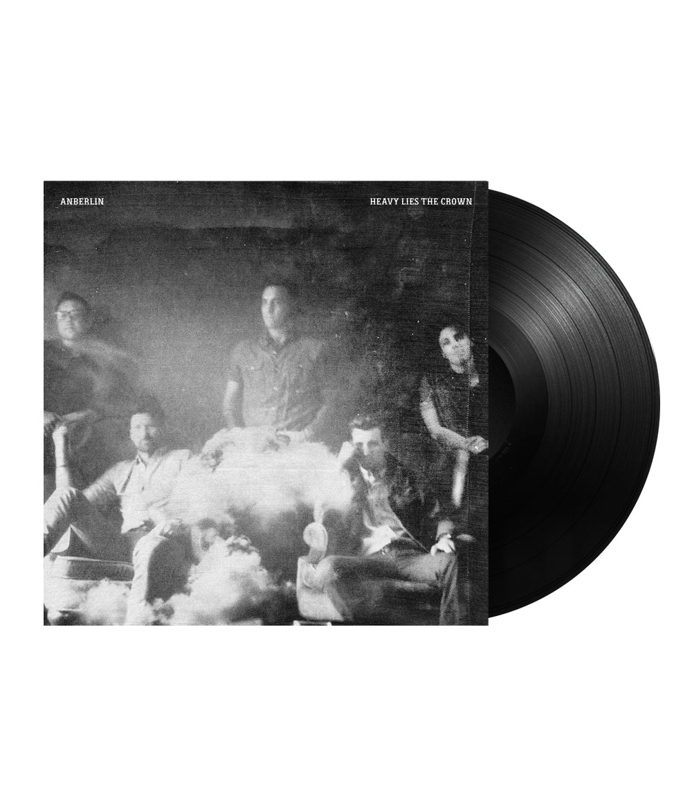 Anberlin Heavy Lies The Crown Vinyl *PREORDER - SHIPS NOV 2021