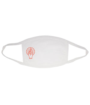 Anberlin Fingers Mask (White)