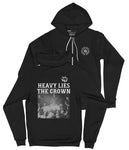 Anberlin Heavy Lies The Crown Zip Hooded Sweatshirt *PREORDER - SHIPS 06/11