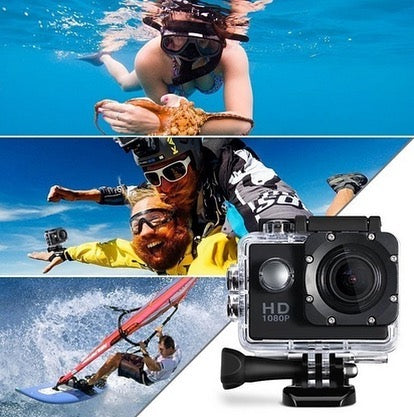 Take Best Photos with an HD WATERPROOF ACTION CAMERA