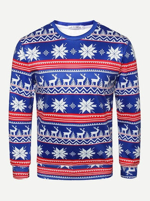 Mens Christmas Sweatshirt gifts, gift ideas