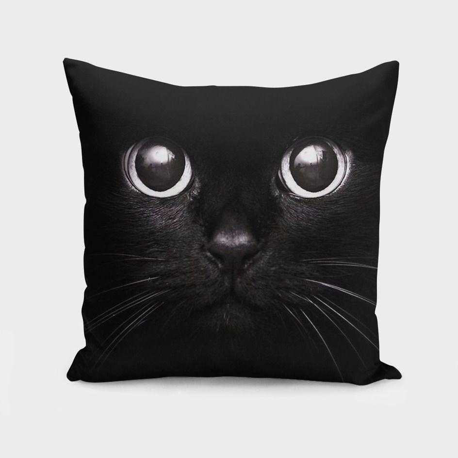 The Black Cat Pillow Cover gifts, gift ideas