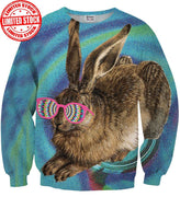 Crazy Rabbit Cotton Sweater gifts, gift ideas