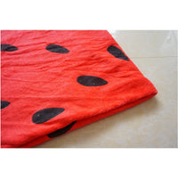 Watermelon Beach Towel Blanket