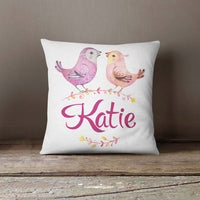 Personalized Birds Pillowcase gifts, gift ideas