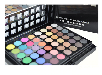 78 Color Professional Makeup Gift Set gifts, gift ideas