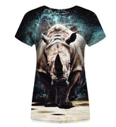 Rhino Womens T-Shirt gifts, gift ideas