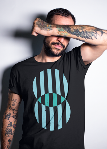 Line Circles T-shirt gifts, gift ideas
