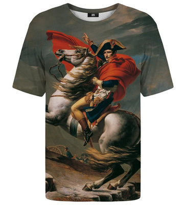 Napoleon Crossing The Alps T-Shirt gifts, gift ideas