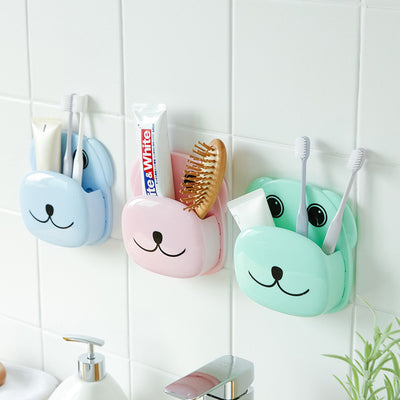 Kids Dog Toothbrush Holder Suction Cup gifts, gift ideas